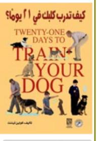 كيف تدرب كلبك في 21 يومًا؟ - كولين تيننت